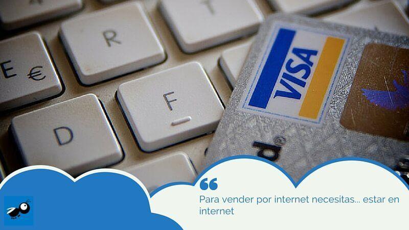 Para vender por Internet