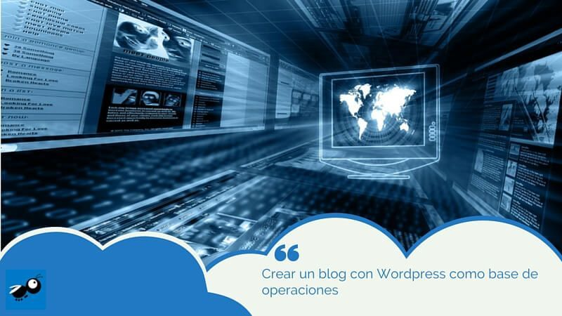 Crear un blog con Wordpress