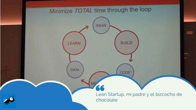 Lean Startup, mi padre y el bizcocho de chocolate