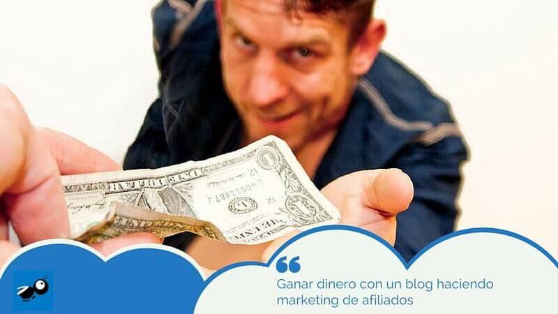 ganar dinero con un blog a través del marketing de afiliados