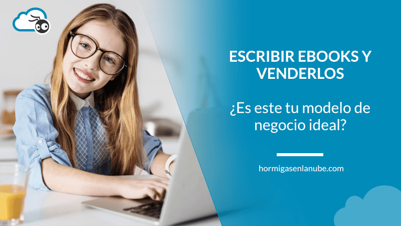 escribir ebook y venderlos
