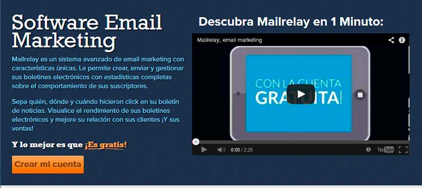 email marketing con mailrelay1