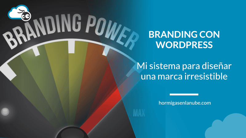 branding con wordpress