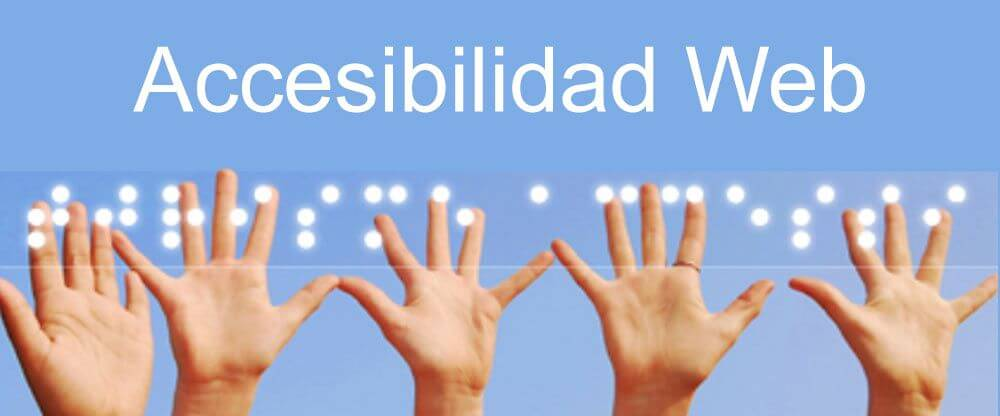 sitio wordpress accesible