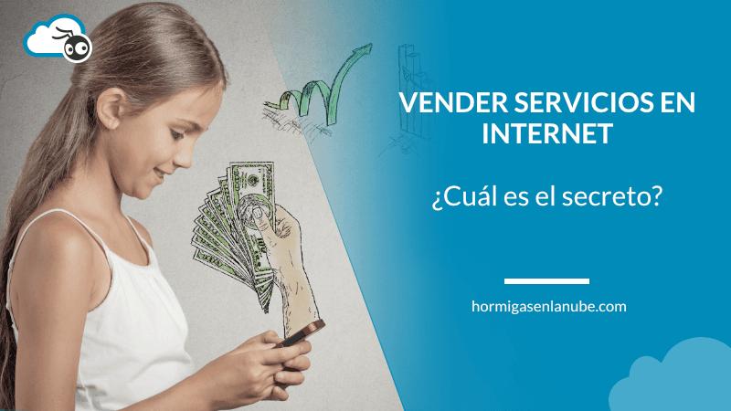 vender servicios por internet