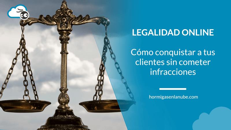 cómo conquistar a tus clientes siendo legal
