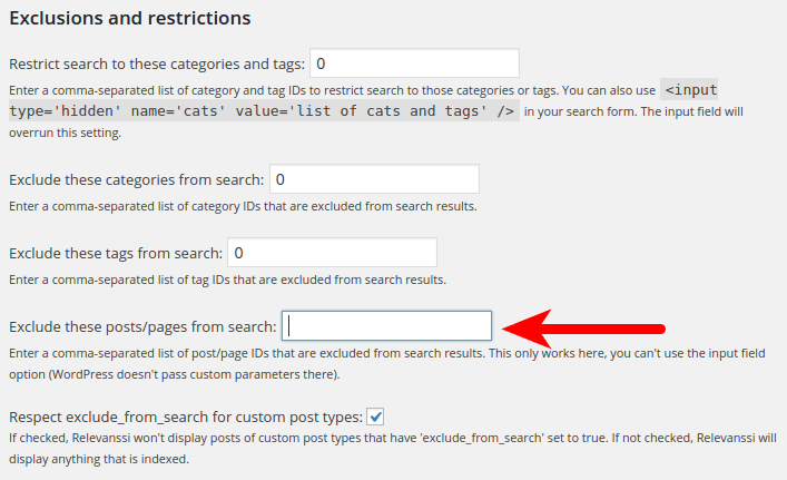 relevanssi-exclude-posts-pages