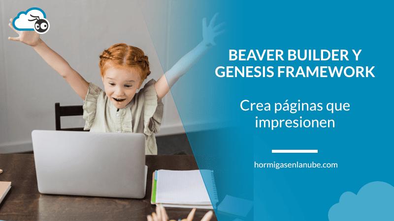 beaver builder y genesis