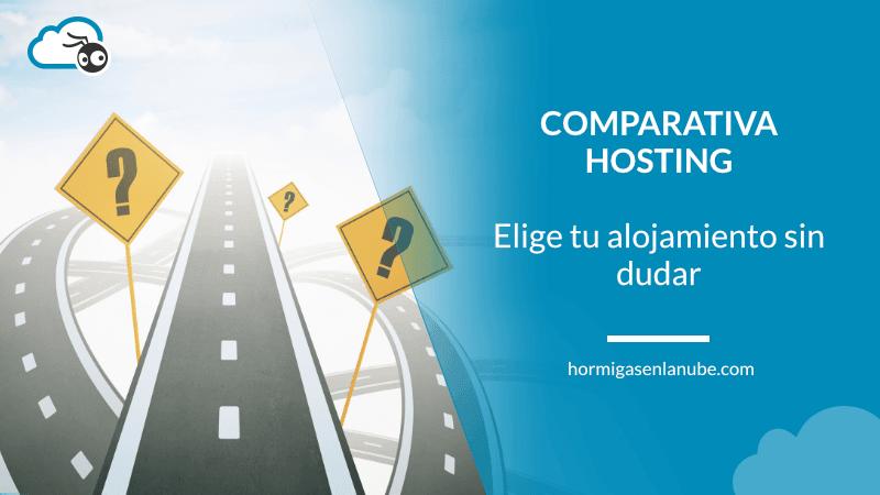 comparativa hosting