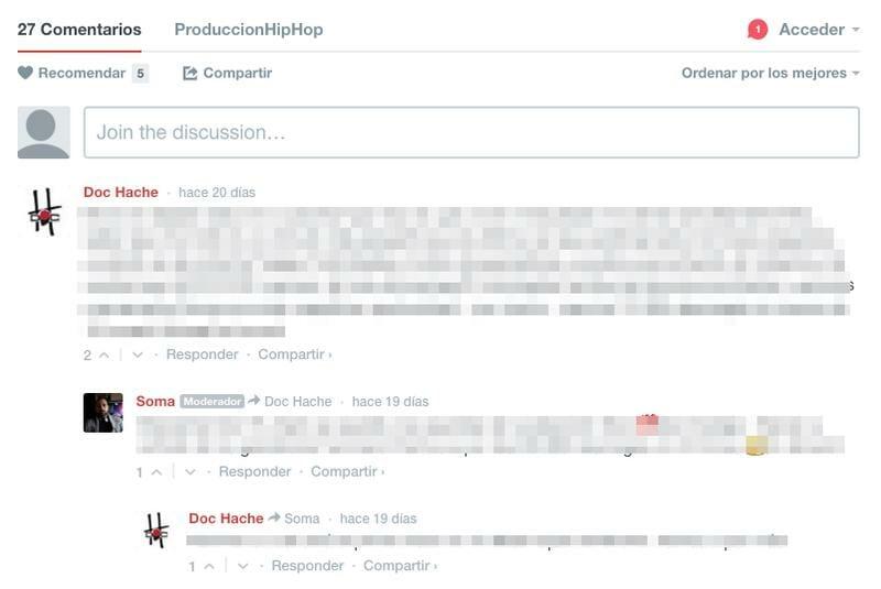 Disqus, un plugin de comentarios de WordPress