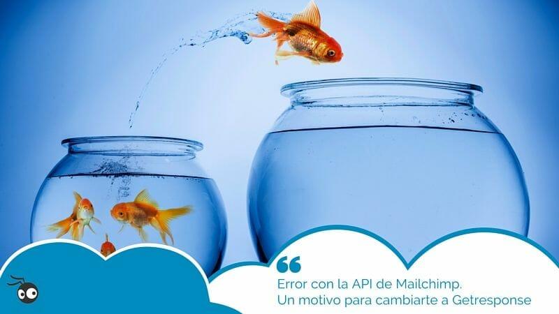 Error con la API de Mailchimp