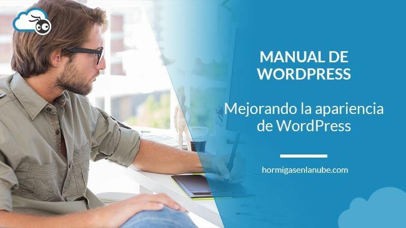 mejora la apariencia de wordpress
