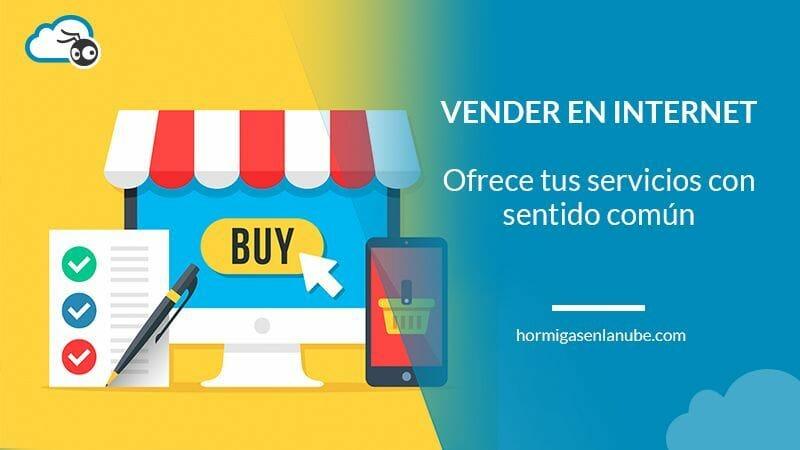 Vender servicios en internet