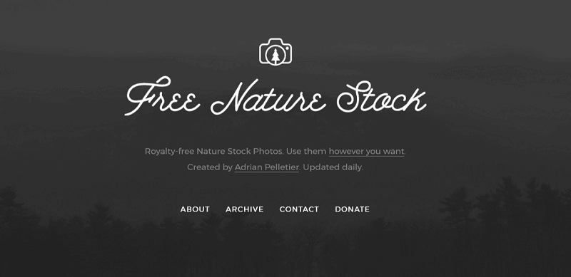 Banco de imágenes gratis Free Nature Stock