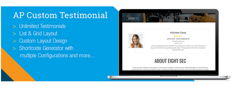Plugins para WordPress: testimonial wordpress