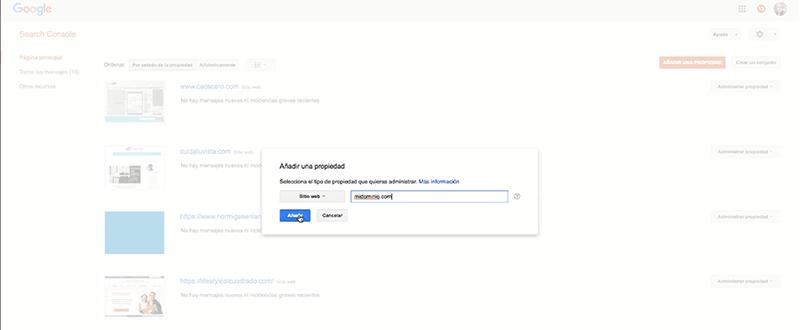 Google-Search-Console-añadir-propiedad