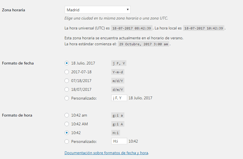 que-hacer-despues-de-instalar-wordpress-zona-horaria