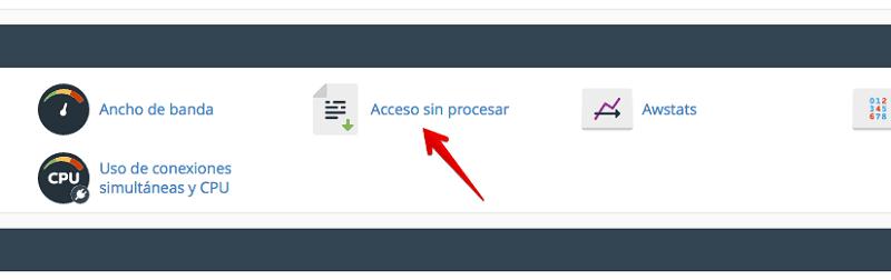 Accesos-sin-procesar-wordpress