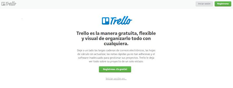 Web Trello