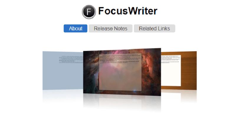 FocusWriter