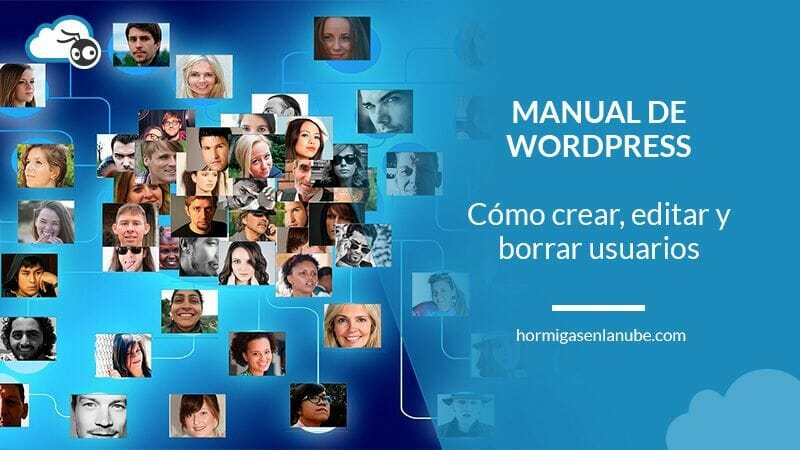Usuarios de WordPress