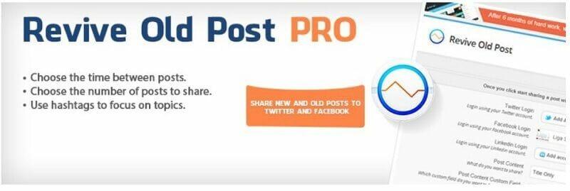 herramientas automatizar redes sociales tweet old post