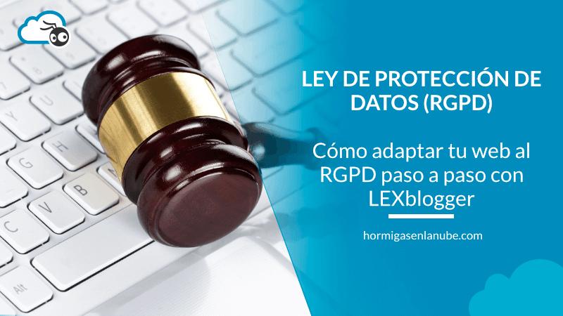 Lexblogger-rgpd