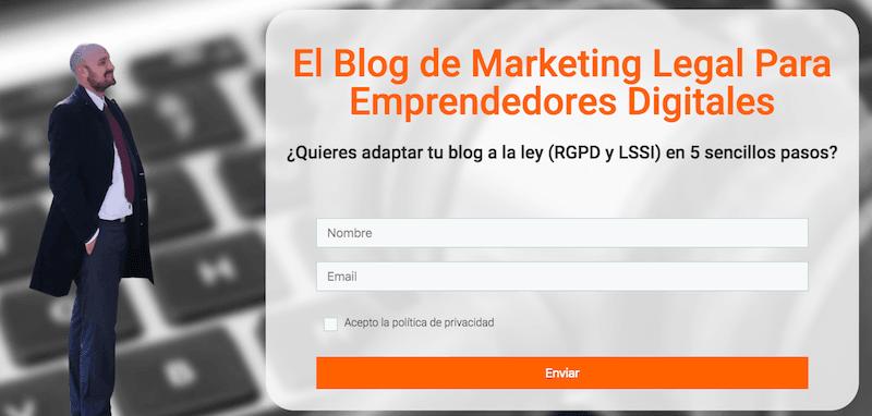 Adaptar la web al RGPD con Raúl Florido
