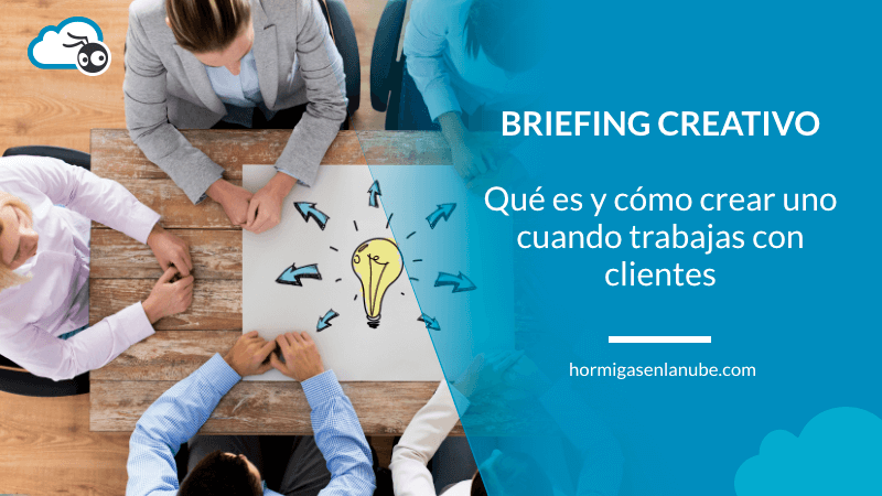 briefing creativo