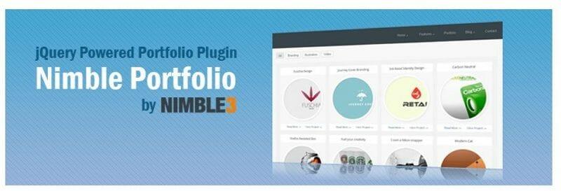 crear galería de imágenes wordpress:: nimble portfolio