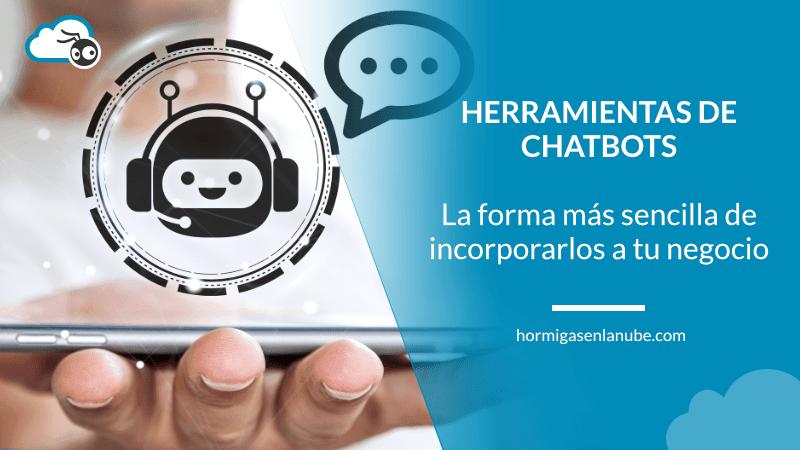 herramientas de chatbots
