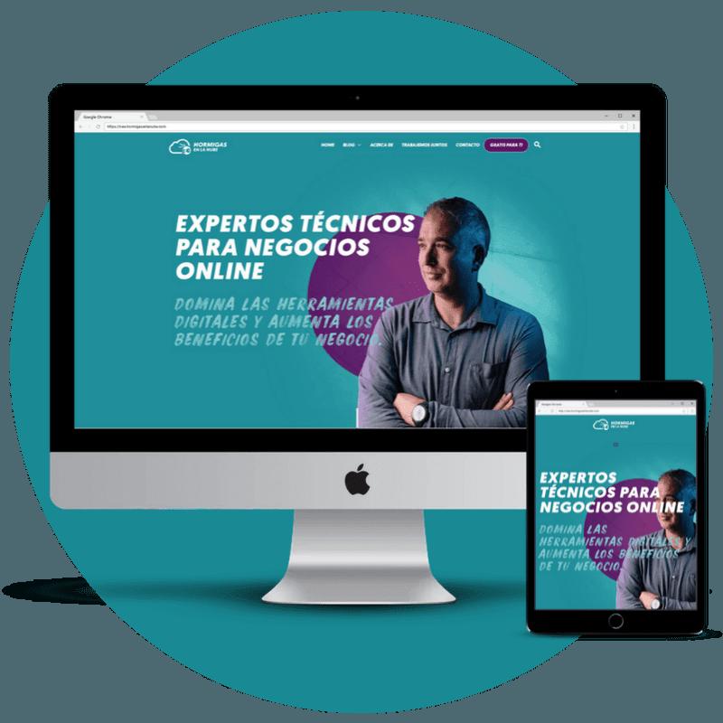 Curso Crea tu web profesional