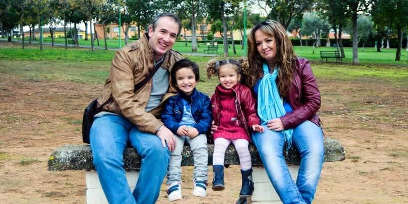 Familia Javier Gobea