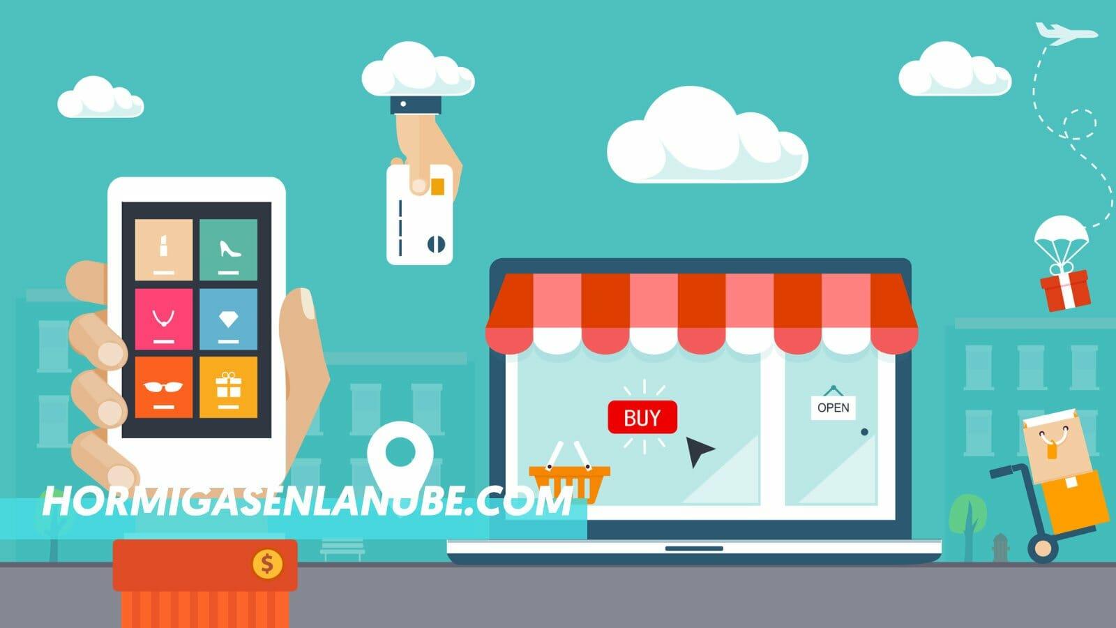 Tienda online con diseño profesional