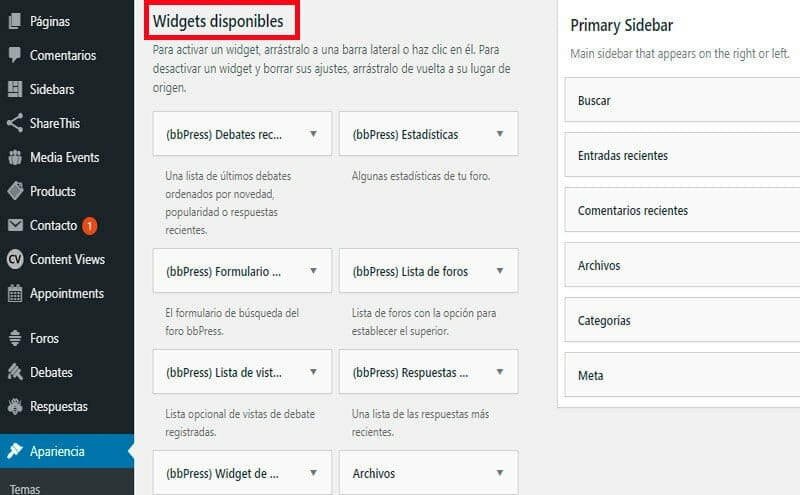 BbPress Plugin WordPress Gratis Foro