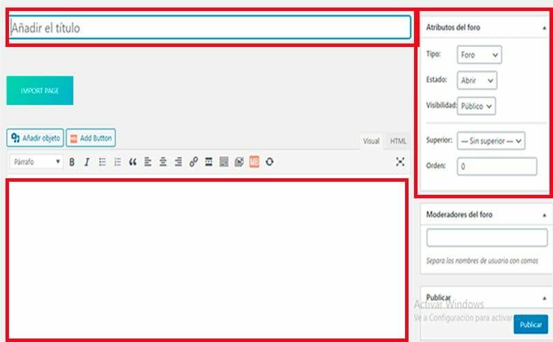bbPress Foros para WordPress