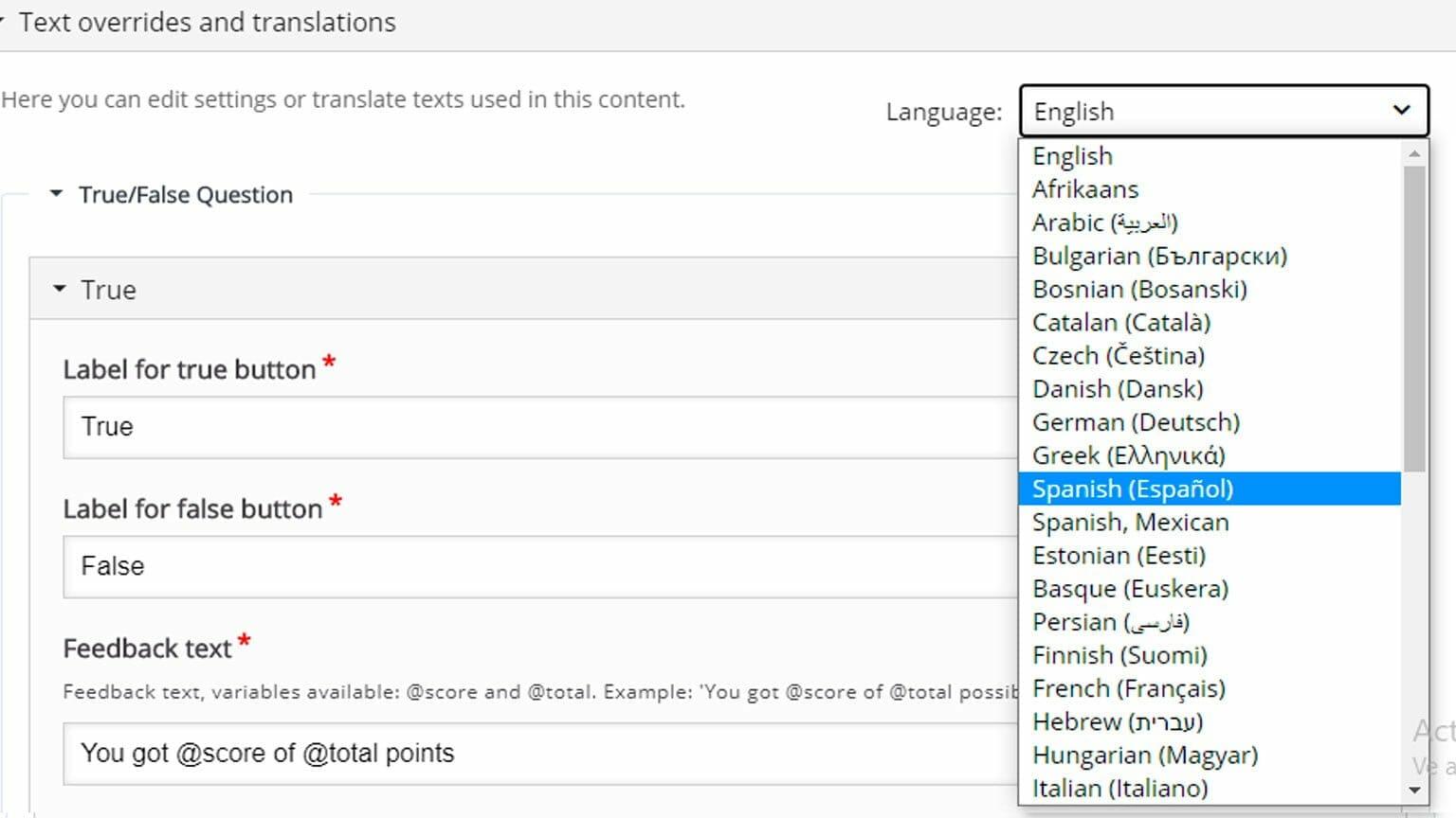 Tutorial H5P: Crea contenido interactivo para tus alumnos