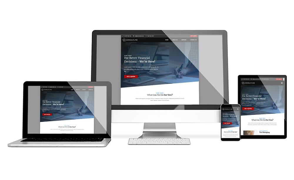 accountant homepage