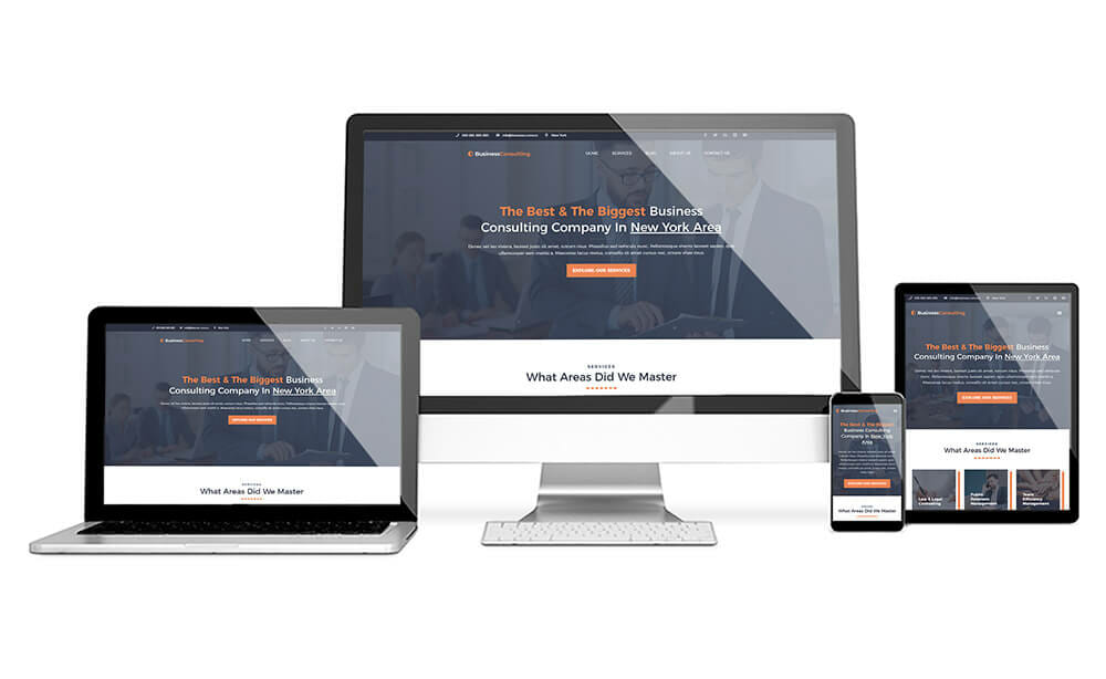 business consulting homepage v2