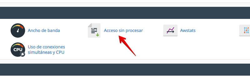 Accesos-sin-procesar-wordpress