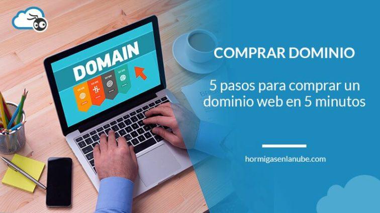 7023ee579 Cómo comprar un dominio web en Webempresa en 5 minutos