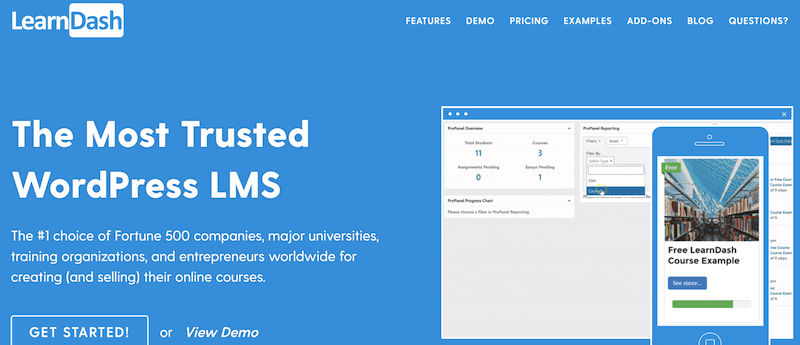 herramientas para vender infoproductos LearnDash