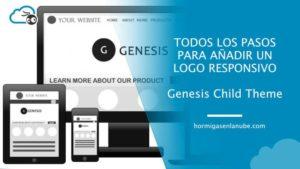 añadir un logo responsivo a genesis