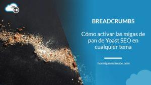 Cómo activar breadcrumbs yoast seo