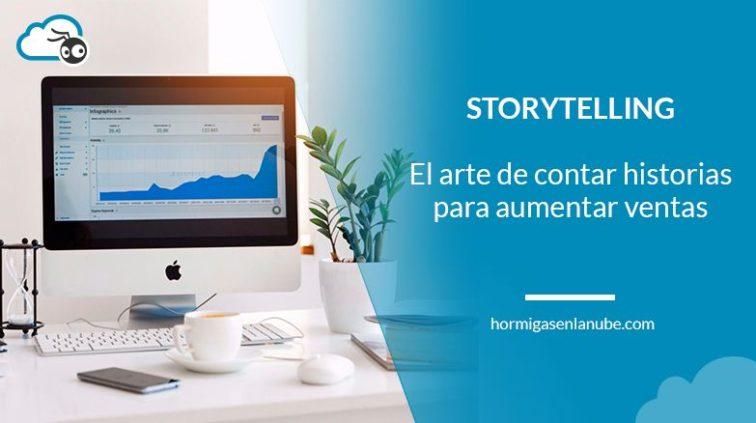 como aumentar las ventas a traves del storytelling