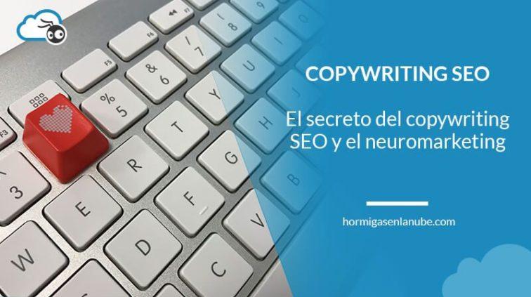 El secreto copywriting seo y neuromarketing