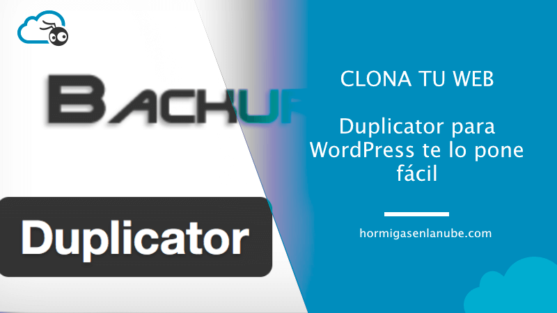 duplicator para wordpress