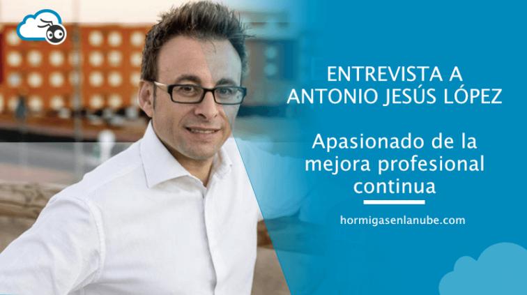 Entrevista a Antonio Jesús López