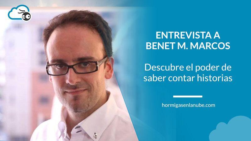 Entrevista a Benet M Marcos de Socialancer.com