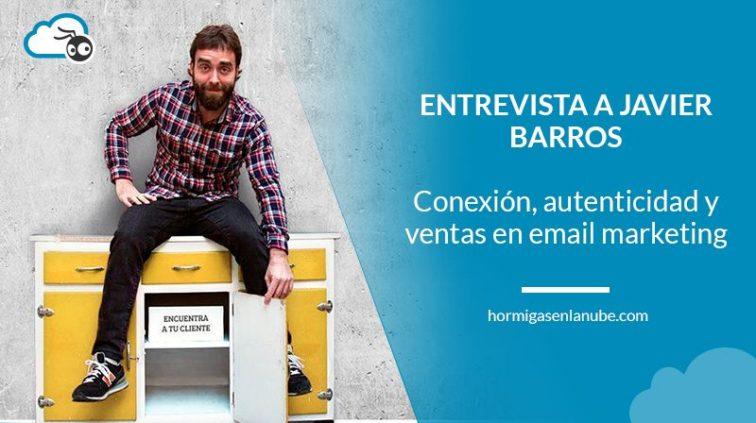 Entrevista a Javier Barros